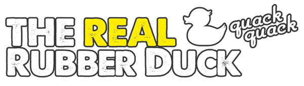 Real Rubber Duck Logo